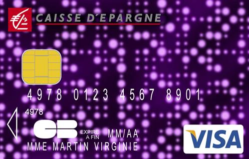 Carte Bleue Journee De La Femme Caisse Depargne 2019.Choisissez Le Visuel De Votre Carte Caisse D Epargne