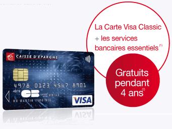 carte visa caisse d épargne Bacheliers 2014   Caisse d'Epargne