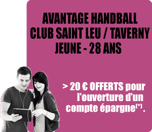 Handball Club Saint Leu Taverny Caisse D Epargne