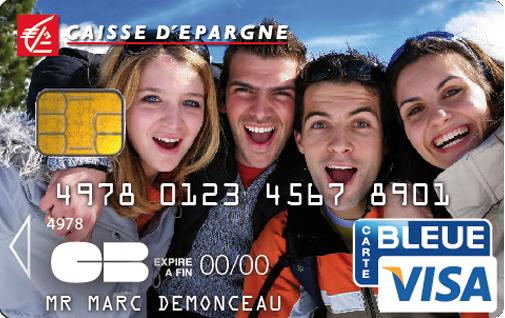 Choisissez Le Visuel De Votre Carte Caisse D Epargne